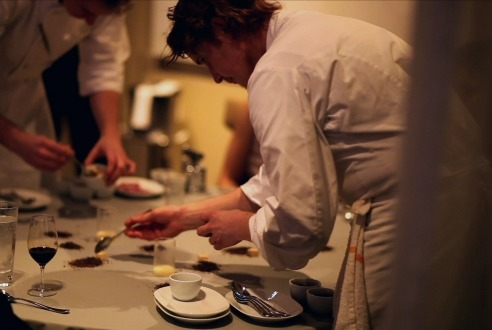 Spinning Plates goes behind the scenes at Alinea