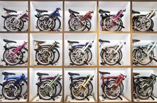 Brompton Bicycles
