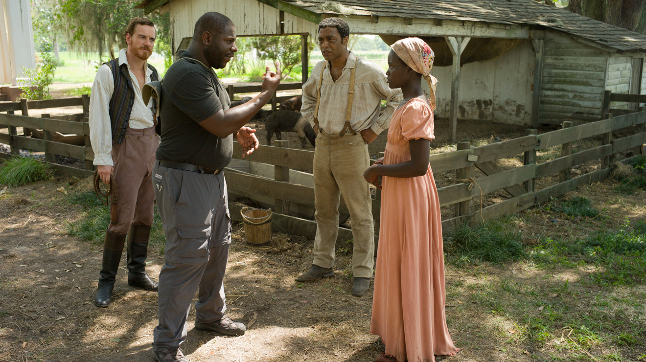"Steve McQueen interview: ""This is not a black movie or a white movie"""