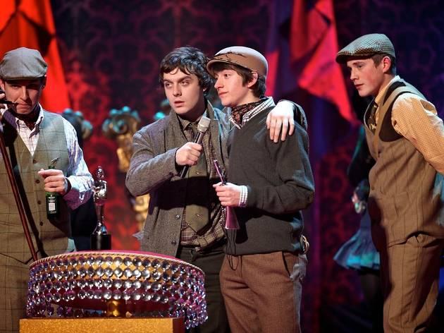 2008: Arctic Monkeys v sobriety