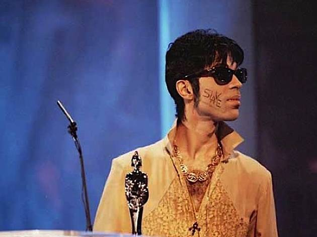 1995: The artist formerly known as Prince v Warner Bros