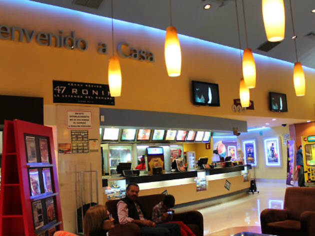 Cinemex San Mateo