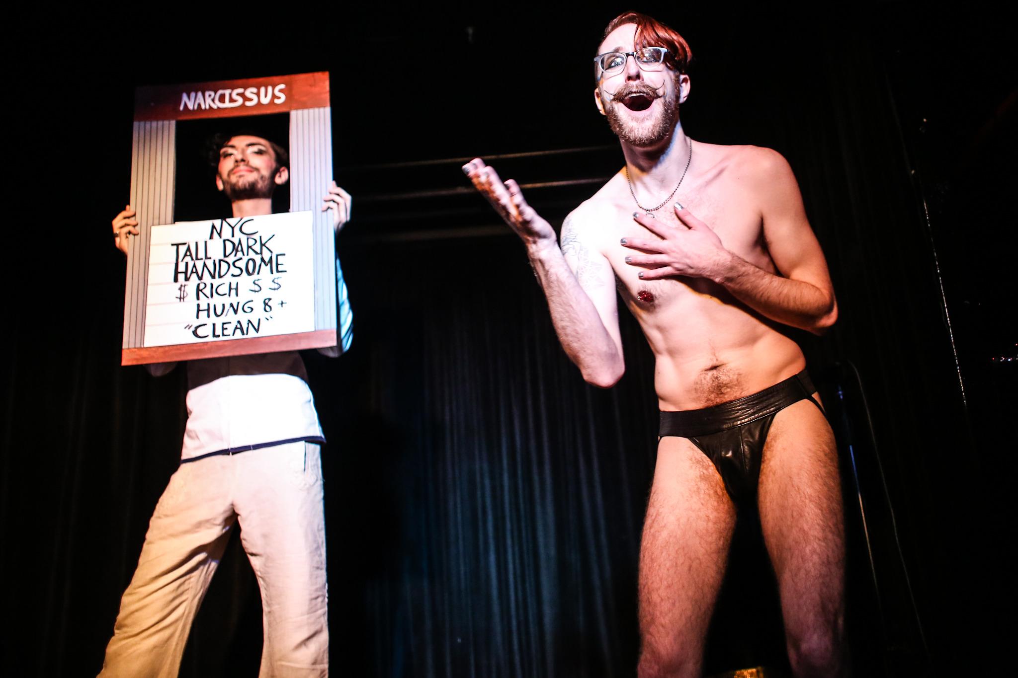Photos: Homo Erectus (NSFW)