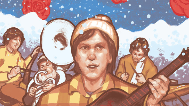 Neutral Milk Hotel is making a comeback—get pumped, Chicago