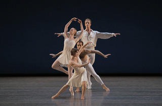 New York City Ballet Winter 2014