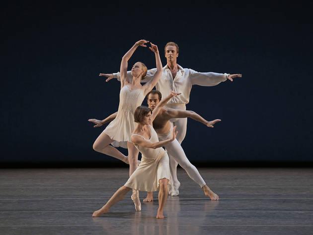 New York City Ballet Winter 2014