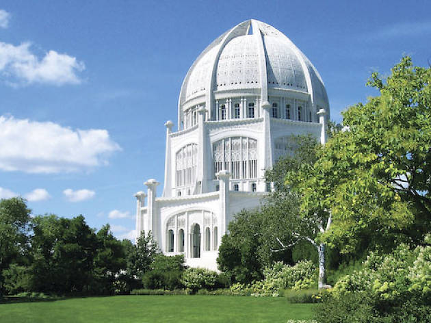 Bahá'í House of Worship, 100 Linden Ave, Wilmette
