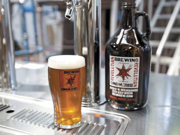 Craft Beer Cruise With Revolution Brewing