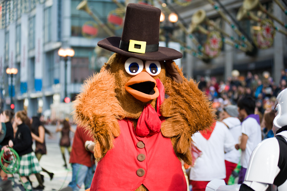 Thanksgiving events in Chicago 2016