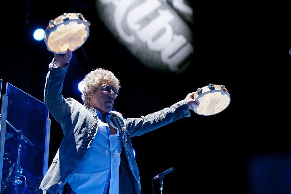 The Who | Allstate Arena | November 29, 2012
