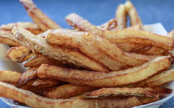 Six spots for fantastic fries