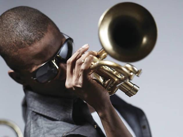 Lollapalooza 2014: Trombone Shorty