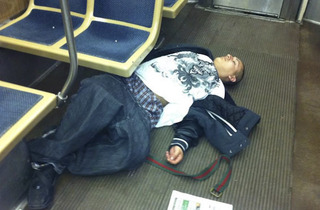 (Photograph: Courtesy of People of the CTA)