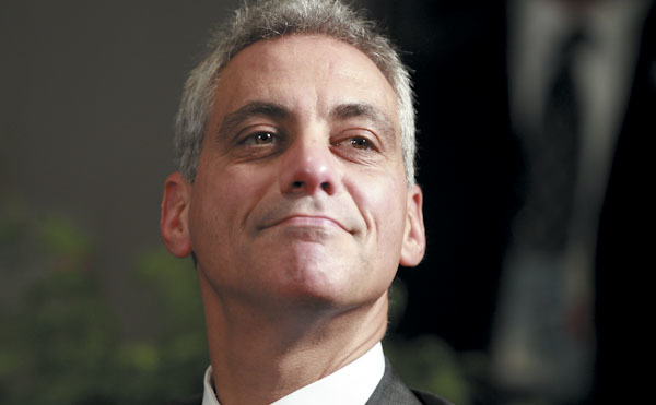 Rahm runs for re-election