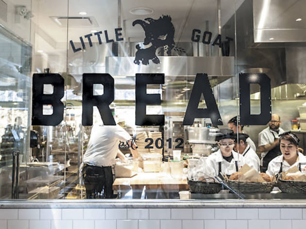 Bread Baking Class at Little Goat