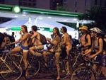 Naked Bike Ride 2012 | June 9, 2012