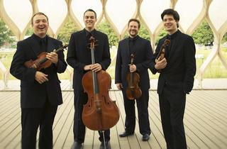 Spektral Quartet with Julien Labro