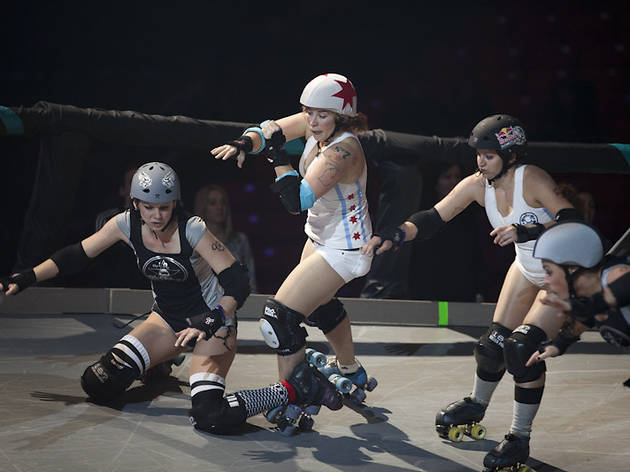 Windy City Rollers Season Opener