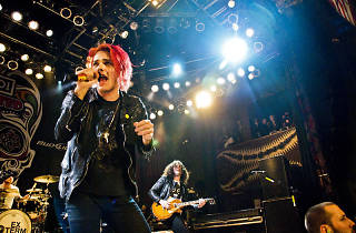 My Chemical Romance at the House of Blues