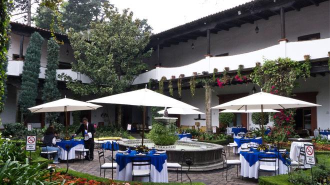 COME EN: San Ángel Inn
