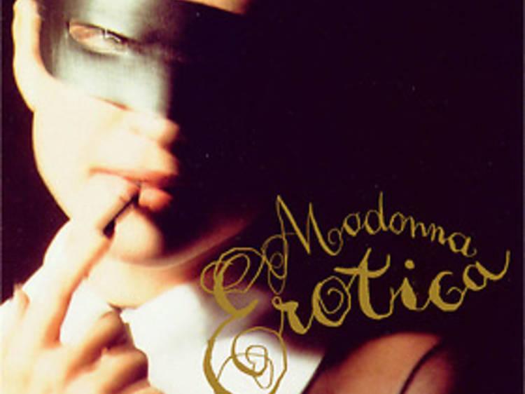 'Erotica', Madonna (1992)
