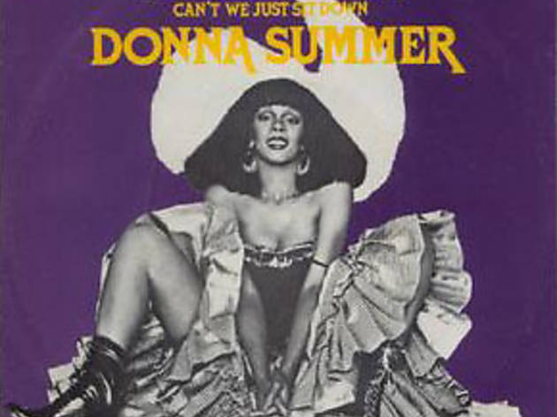 'I feel love', Donna Summer