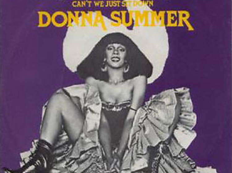'I feel love', Donna Summer (1977)