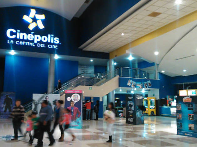 Cin polis multiplaza arboledas for Cartelera cinepolis plaza telmex cd jardin