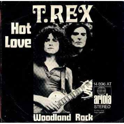 'Hot love', T-Rex