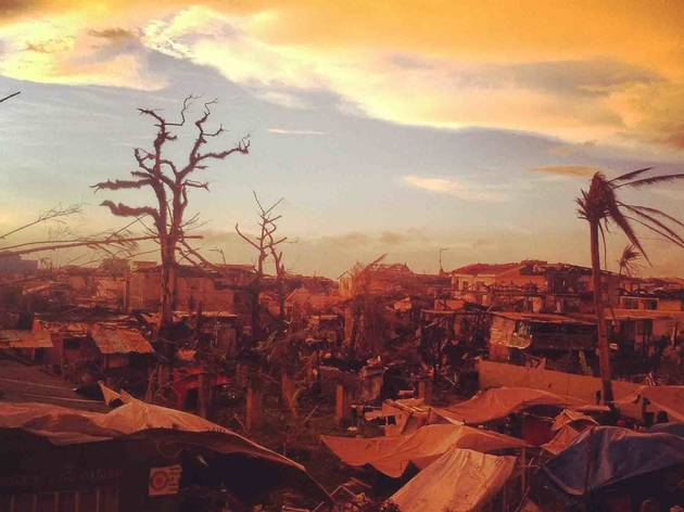 A Night Out for the Philippines: Building a Village Together