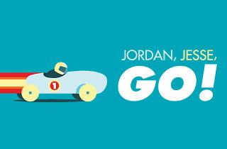 Jordan, Jesse, Go! Live from the Battleship USS Iowa