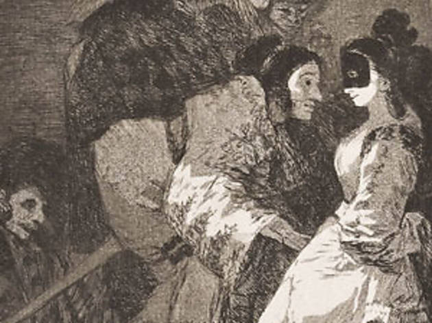 A Night In Focus: Goya