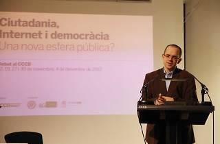 Ciutat oberta: Conferència inaugural a càrrec d'Evgeny Morozov