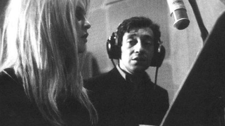Serge Gainsbourg i Brigitte Bardot