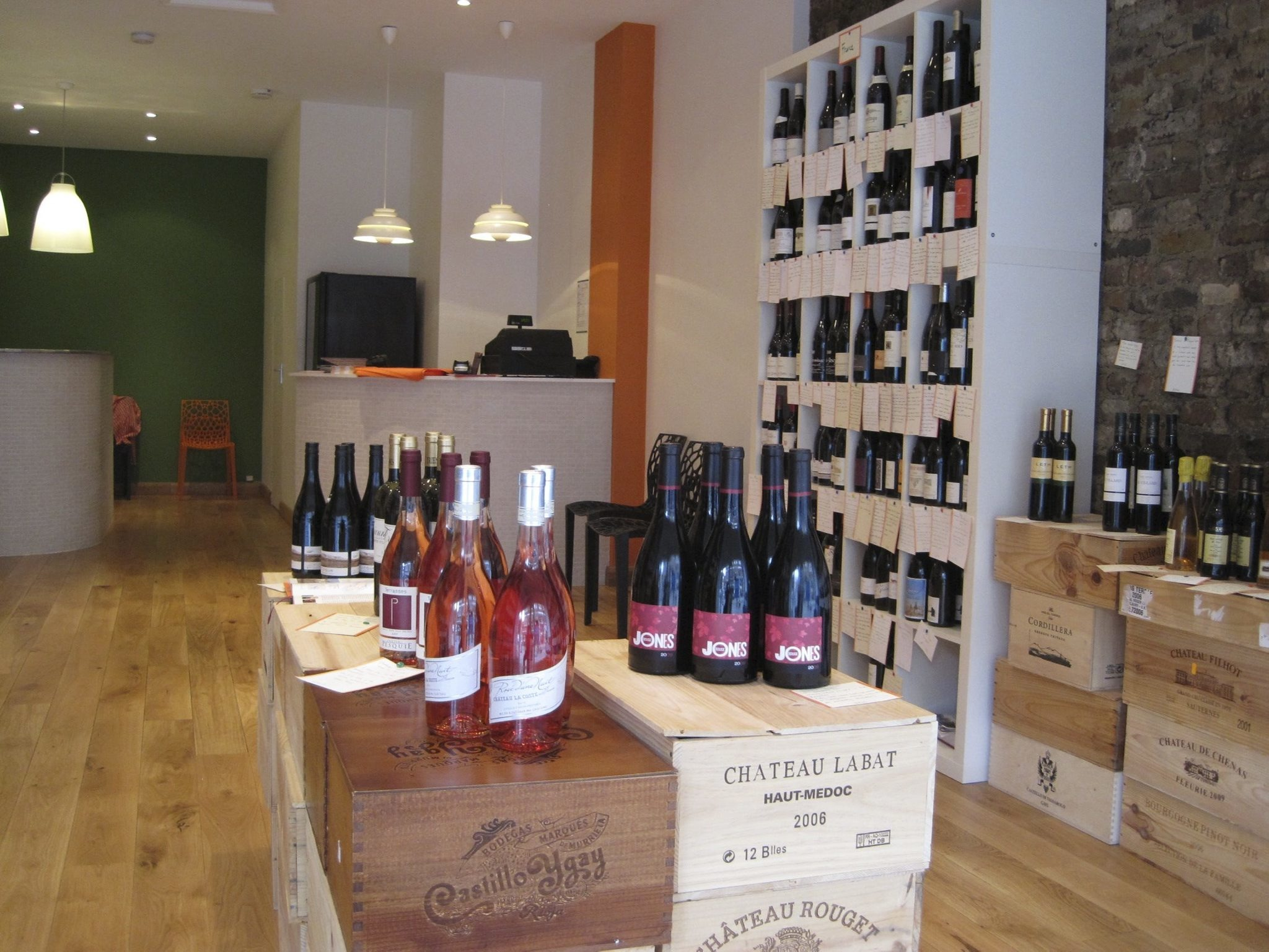 The Wine Tasting Shop