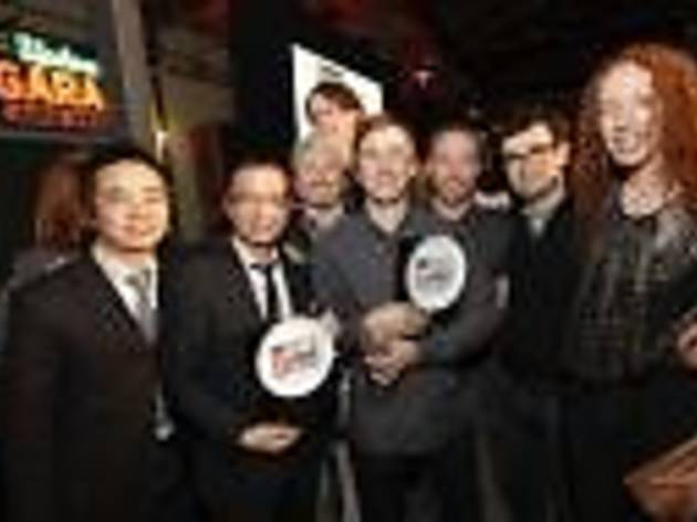 2012 Eat Out Awards award ceremony | Photos