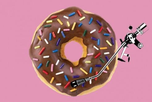 The ultimate doughnut mixtape