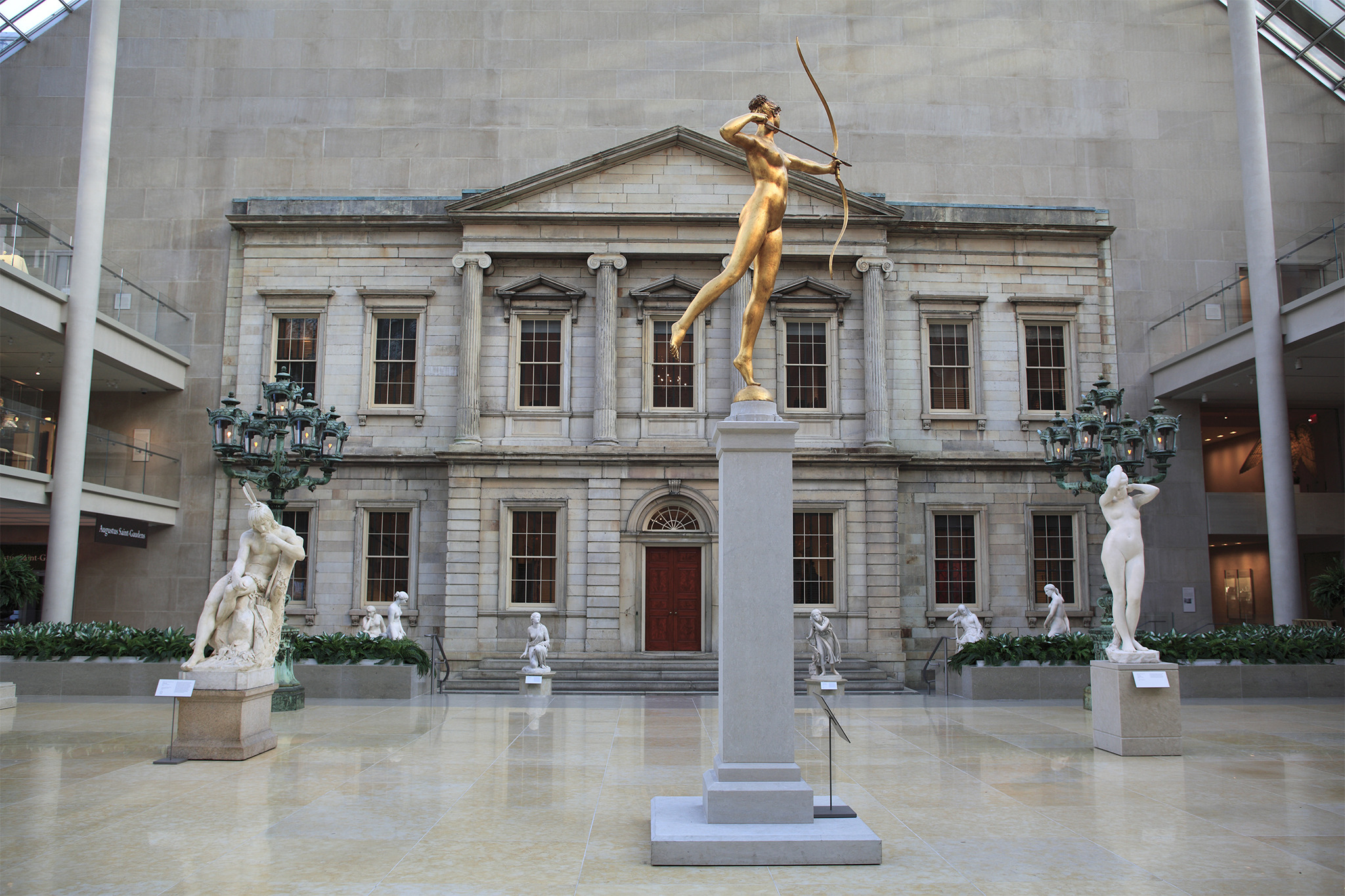 Explore the Met before it opens for the day