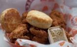 Taste test: Popeyes Chicken Waffle Tenders