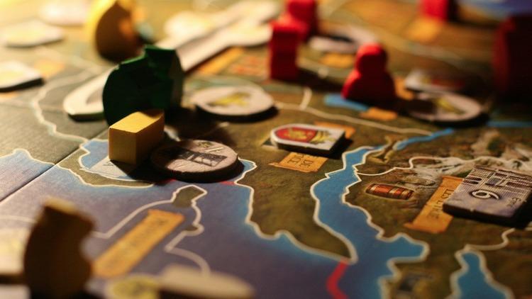 Joc de taula de Game of thrones
