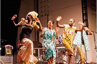 La Reine Pokou fondatrice du Royaume Baoulé, Friday 31st May 2013,  Fatoumata Diabaté