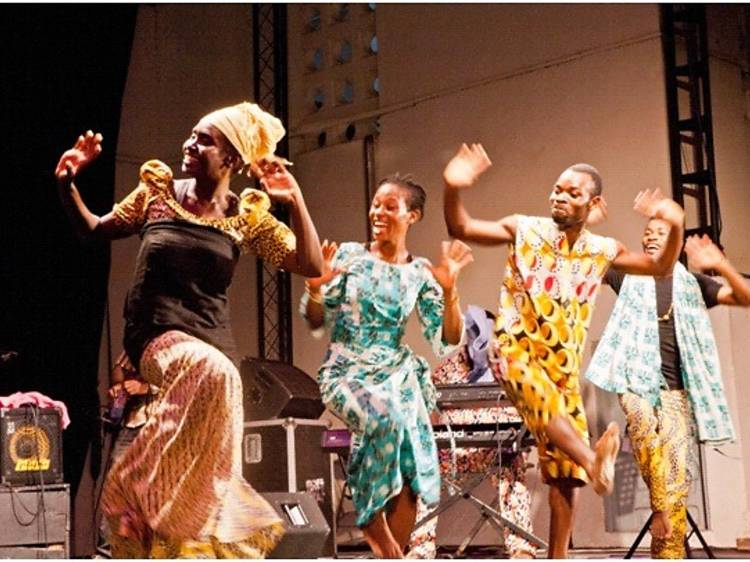 Be inspired by performance art at the Alliance Française d'Accra