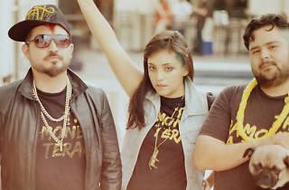 The Ramones a Terán