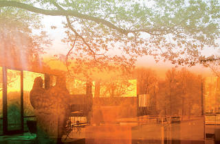 "James Welling ""6236"" in ""What is a Photograph"" exhibit at ICP"