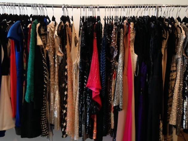 The Stylist LA sample sale