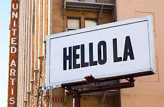 Hello LA