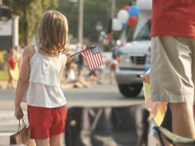 Chicago-area Fourth of July Parades