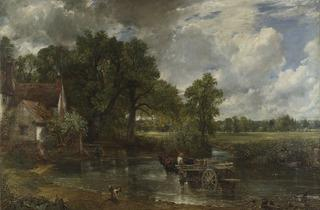 John Constable ('The Hay Wain', 1821. © The National Gallery, London)