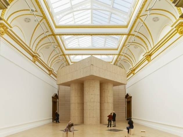 Sensing Spaces: Architecture Reimagined at the Royal Academy - entry at 8pm
