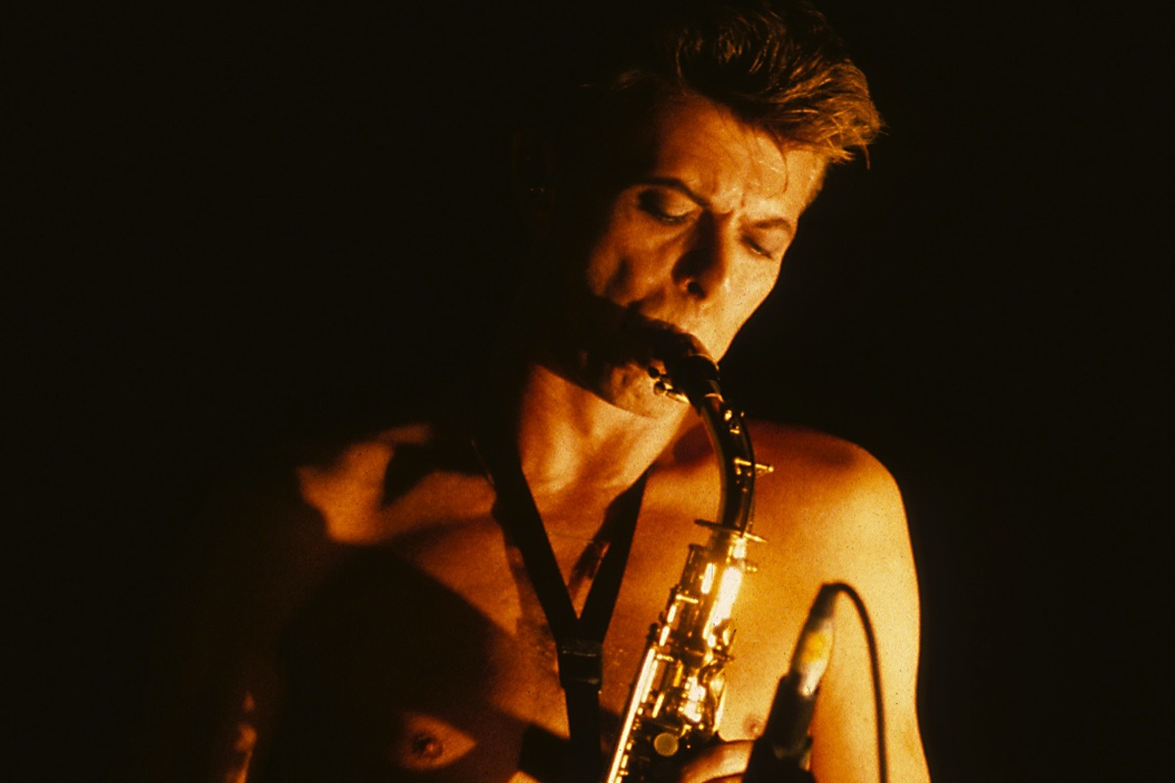 David Bowie, Brixton Academy, November 1991